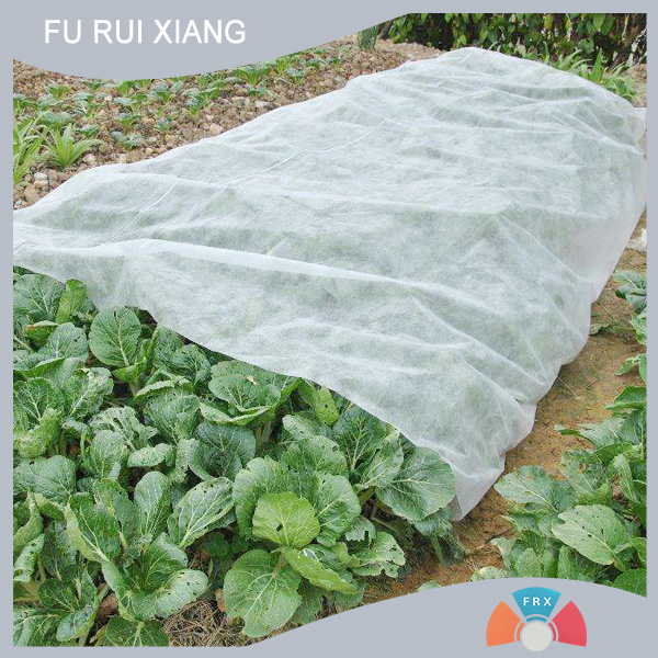 Agricultural nonwoven fabric